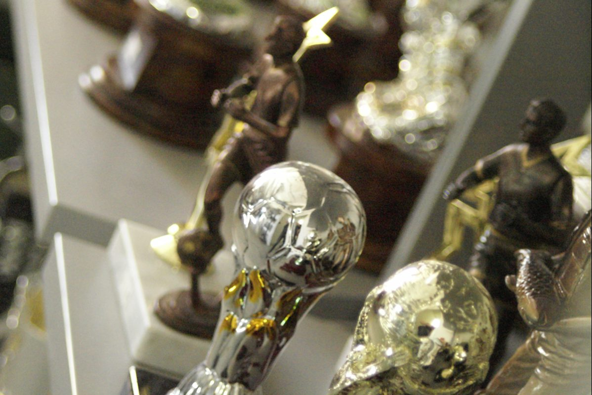 Premiazioni e trofei