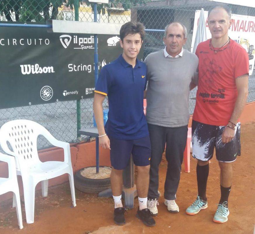 Finale Master Tennis Il Podio Sport 2019