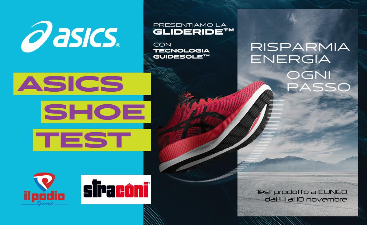 Shoe Test – Asics GLIDERGLIDE