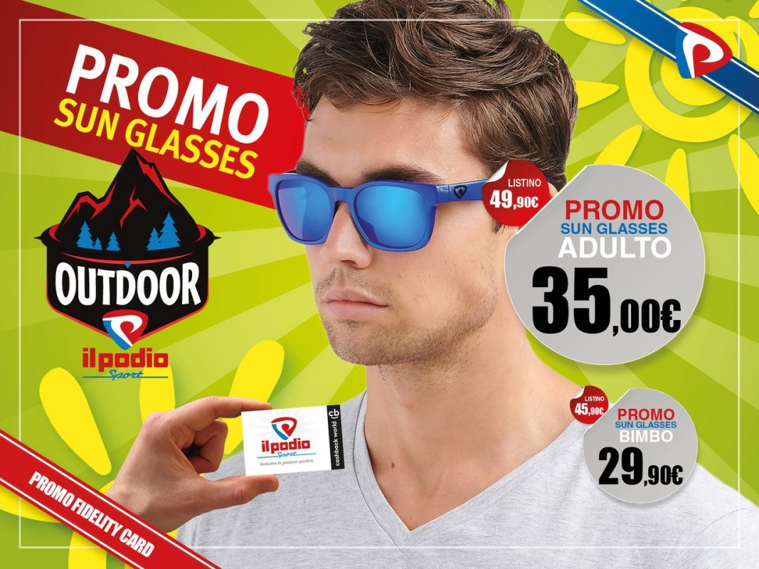 Promo Sun glasses